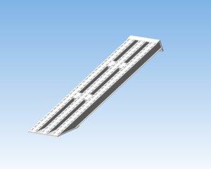 Алюминиевые аппарели грузоподъемностью 40 тонн