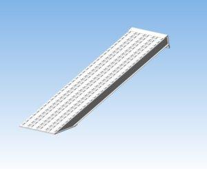 Алюминиевые аппарели грузоподъемностью 55-65 тонн